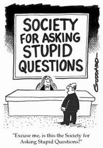 reasonable solution clear meaning meaningful questions wind garbage